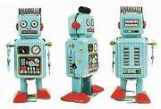 Tin Toy Robot