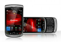 Blackberry Torch 9800 -- Rogers Cell Phone.
