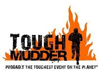 Tough mudder tickets for sat 16th sept
