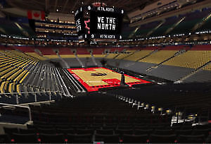 Toronto Raptors vs Wizards Game 5 Section 104  * Negotiable