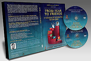 FREE, From Fear To Friends - God And Your Church seminar DVD
