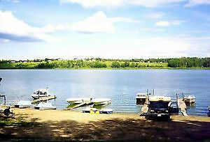 Cabin or Campsite Rentals at Green Lake, SK open till wkend!