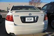 Acura TL Spoiler