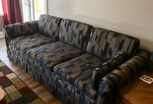 Couch and Loveseat Set for Sale