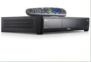 Bell 9241 HD PVR with remote