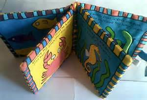 Squishy the Turtle & Friends Cloth Book London Ontario image 2