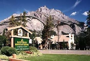 Banff Rocky Mountain resort- 2 Bdrm, Sleeps 6, May 6-13, 2018