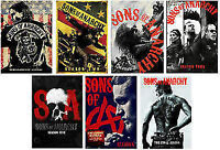Sons of Anarchy  Seasons 1-7   Brand New
