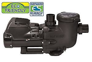 POOL PUMPS, SINGLE AND VARIABLE SPEED AND PARTS
