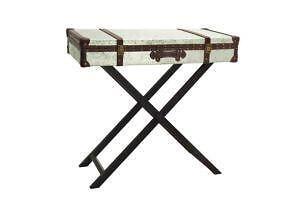 Vintage Wood Folding Tables