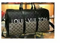 BRAND NEW LV LIMITED EDITION DUFFLE HOLDALL TRAVEL BAG - FREE POSTAGE