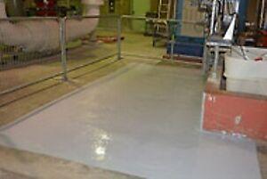 Garage Concrete Floor Repair