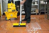 HIRE Cleaner Janitor part-time fulltime & subcontract VANCOUVER