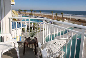 2 BR 2 BATH OCEANFRONT CONDO IN NORTH MYRTLE BEACH,SC