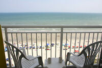 Oceanfront Condos in North Myrtle Beach - LAST MINUTE DEALS!