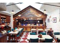 Morning Cleaner - Restaurant - Saint Johns Wood - Immediate start
