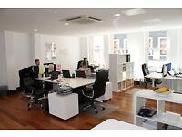 Non-serviced office space central Mayfair, circa £50 per sq ft