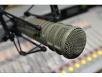 Radio Presenter wanted for Faith / Gospel Music show