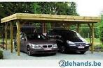 carport overkapping  dubbel 6 meter breed