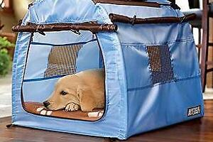 Animal Planet Indoor/Outdoor Dog Portable Tent/Shelter