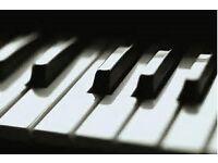 Mobile Piano Teacher