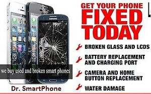 Any Cell Phone, iPad, Tablet Broken ! We can Fix it Low Prices