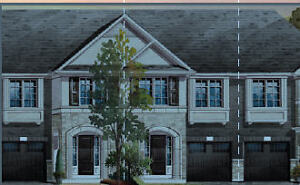 Brand New Freehold Luxurious Townhouse sqft 1770 – Below Market