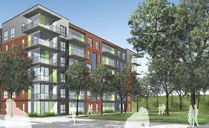 Appartement 3 1/2 style condo dans le Sud-Ouest