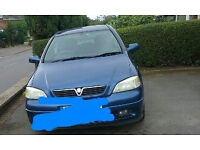VAUXHALL ASTRA SXI DTI 3 door hatchback, Manual, Diesel