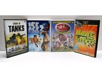Miscellaneous DVDs