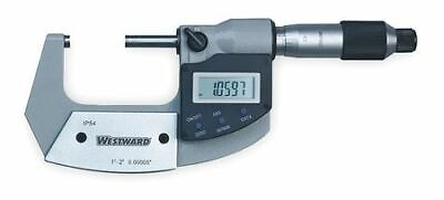Westward 2ymz6 Electronic Micrometer1 To 2ip54spc