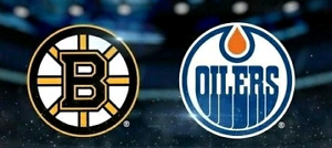 Oilers vs Boston Bruins - Sportsnet Club Aisle Seats