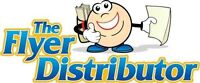 STAR-Company LOOKING FOR P/T OR F/T flyer distribution-PAID CASH