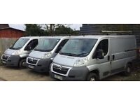2008 08reg Citroen Relay 2.2HDI 138k fsh choice of 3 all good and drive A1 ew em SATNAV racks vgc