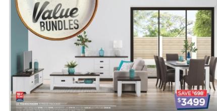 Used Living Room Package