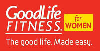 Sales Representative @ GoodLife Fitness for Women