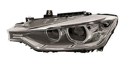 Bmw 3 Series M Sport 11-15 Xenon Headlight With Led Lh Left Passengers Nearside