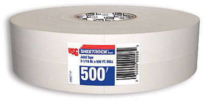 Usg 382198 Drywallwallboard Joint Reinforcing Paper Tape 500