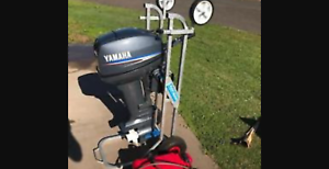15hp Yamaha outboard motor Currumbin Gold Coast South Preview