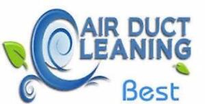 THE BEST Duct Cleaning ONLY in $100   647-490-3118