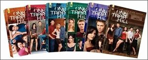 One Tree Hill, seasons 1-6 collection DVD's