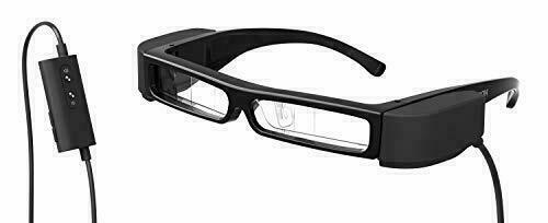 EPSON BT-30C MOVERIO SMART GLASSES for Android phone or Windows PC New