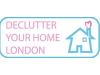 Declutter Your Home London - Decluttering & Home Organisation