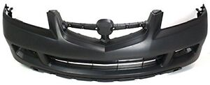 BRAND NEW SEALED ALL PRIMED ACURA MDX FRONT BUMPER COV