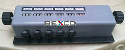Top Quality Brand Bexco Blood Cell Counter 5 Keyscase Lab Equipment Dhl Ship