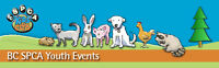 SPCA Pro D Day Workshops:Sep 25 & 28:A Dog Life & Critter Care!