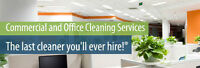 JAN-PRO Cleaning Systems, the last cleaner you'll ever hire!
