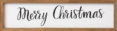 Merry Christmas Sign - New! - - Merry Sign