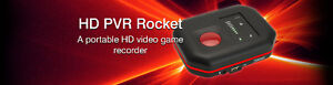 HD PVR Rocket Carry a personal HD video recorder in your pocket!