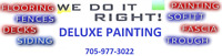 Deluxe Painting & Decorating